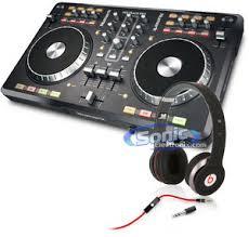 numark mixtrack pro monster cable mhbtsonsoct hosa gpm 103 numark dj controller dre beats headphone combo mixtrack pro