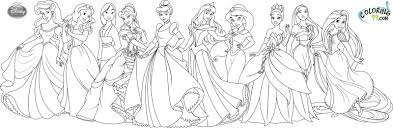 Small Picture Disney Princess Coloring Pages Minister Coloring