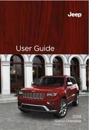 jeep grand cherokee guide de