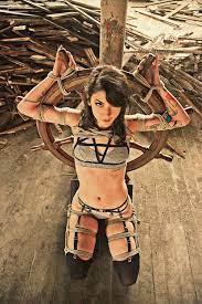 Sexy Pirate Women Bondage