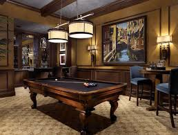 Billiard Room Decor Interior Design