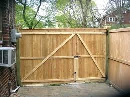 build a fence gate wood fence gate ideas slanted wooden fence gate design beautiful wooden fence
