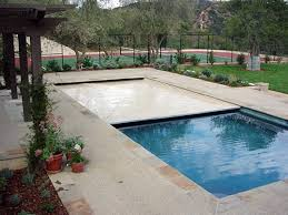 automatic pool covers. Automatic Pool Covers For In Ground Pools All Safe Fence L