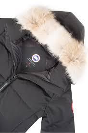 Canada Goose Women s Solaris Parka Black