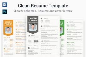 Top 5 Cv Template For Free Cv Template Library