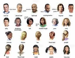 diffe types of hair styleen s hair list hair styles