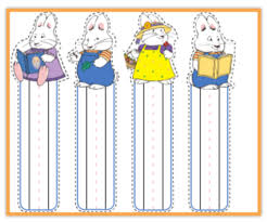 Small Picture Max and Ruby printables Coloring Pages Book Characters