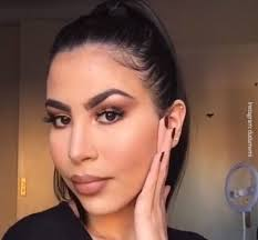 glam look for black hair