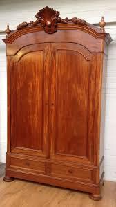 french mahogany armoire antique photo antique mahogany armoire