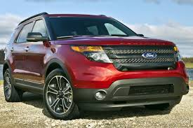 Used 2015 Ford Explorer for sale - Pricing & Features | Edmunds