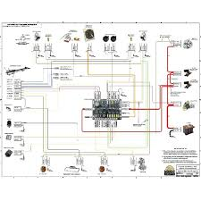wiring kit diagram led light wiring harness switch and relay Simple Hot Rod Wiring Diagram all products coach controls street rod wiring kits universal coupe 23 system wiring diagram simple hot rod wiring diagram with color code