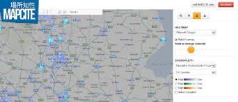Mapping Customer Data