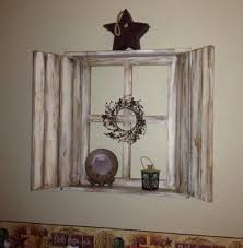 Old Window Frame Decor Old Window Pane Wall Decor Design Ideas And Decor