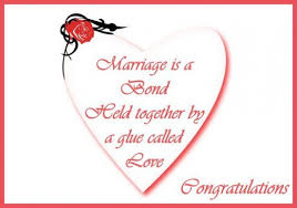 Wedding Card Quotes Congratulations for a wedding Messages poems and quotes for 41