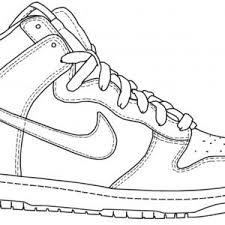 Beautiful Basketball Shoes Drawing Basketball Shoes Drawing Stunning