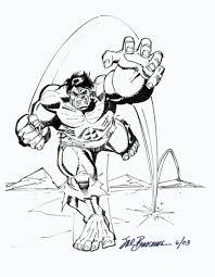 Hulk By Sal Buscema Marvel