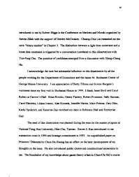 Writing an acknowledgement for a dissertation  Phd   Dissertation
