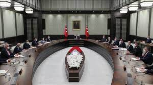 Kabine toplantısı ne zaman yapılacak, saat kaçta başlayacak? - Dünya  Gazetesi