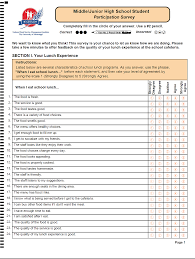 School Survey Questions Volume 37 Issue 2 Fall 2013 Rushing