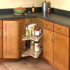 lazy organizer kitchen in x kidney shaped shelves for makeup bins ideas susan homemade