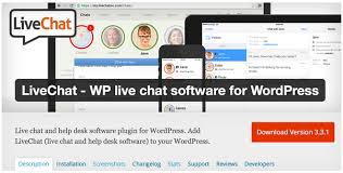 what is the best live chat plugin for wordpress quora livechat it is very useful and trendy chat tool which is built for both website ors or customers and agents as soon as ors click on the