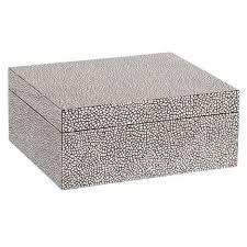 Large Decorative Boxes With Lids Shop Decorative Boxes Decorative Storage Boxes with Lids Ethan 2