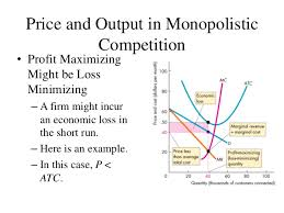 how to write papers about price determination under monopolistic monopolistic competition is a form of imperfect competition and can be found in many real world markets