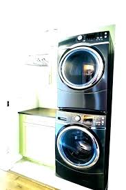 stacking washing machine and dryer cupboard washer dryer closet design ked cabinet laundry room with and stacking washing machine and dryer