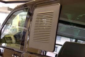 Volkswagen Vw T5 T6 Airvent 1 Lüftungsgitter Schiebefenster