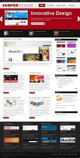 Web 2 0 Design Template Templates Web Design Jsp Design Web 2 0 Joomla Templates