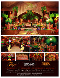 Jungle Theme Decorations Jungle Party First Birthday Party Ideas