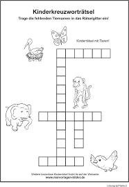 Diese gratis rätsel mit buchstaben ist genau das richtige für. Kinderratsel Zum Kostenlosen Ausdrucken