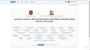 Genea Musings My Relationships To U S Presidents Post 2
