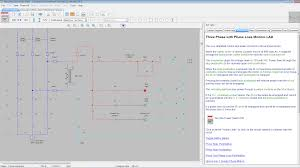 Electronic Circuit Design And Simulation Software Electrical Circuit Diagram Design Software Circuit Simulator