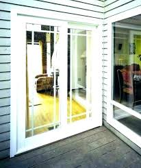 replacing glass door fireplace