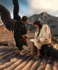 Image result for the temptation of Jesus