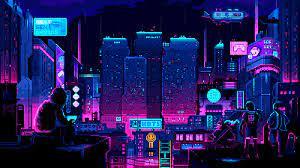 Pixel art background, Computer wallpaper hd