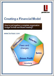 Budgeting And Financial Management Creating A Financial Model