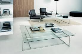 Modern Glass Coffee Table Designs Attractive Home Design Unique