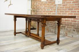 modular dining room. Vintage Wooden Marquetry Modular Dining Table For Sale At Pamono Room I