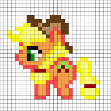 Pony Bead Patterns Free Printable Magnificent Design