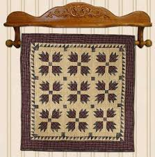 Wallhanging Quilts - Country Quilts by Choice Quilts & Bear's Paw Wall Hanging Adamdwight.com