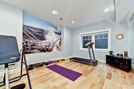 astounding crystal wall zumba decorating ideas gallery in home gym