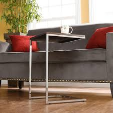 Very Stylish C Shaped Table - ALL ABOUT HOUSE DESIGN