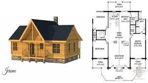 Senator By Katahdin  Small Log Cabin Home PlansSmall Log Home Designs