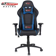 office chairs images. Interesting Chairs GT Omega PRO Racing Office Chair Black Next Blue Leather On Chairs Images M