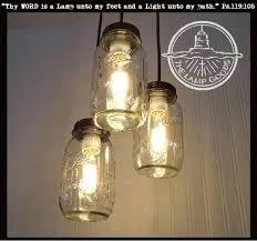 glass jar chandelier glass bottle chandelier diy