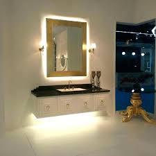 led bathroom mirror lighting. Bathroom Mirror Side Lights For Luxurious Vanity Mirrors . Led Lighting