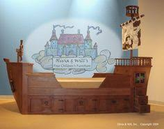 boat beds pirate ship bed select size twin full 500 kids bedroom setsbedroom themeskid