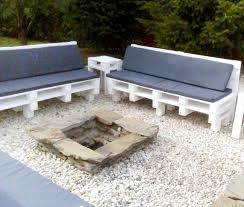 recycled pallets outdoor furniture. Brilliant Outdoor Recycled Pallet Outdoor Seating Set For Recycled Pallets Furniture
